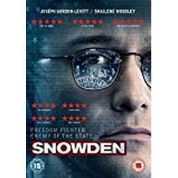 Snowden [DVD] [2016]